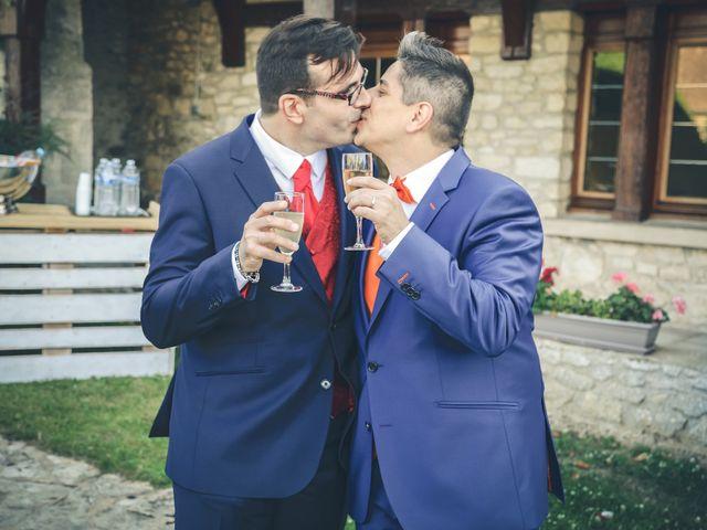 Le mariage de Romain et Williams à Cergy, Val-d'Oise 51