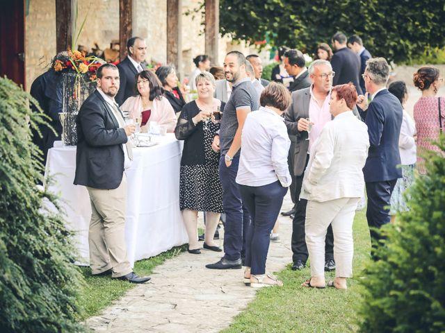 Le mariage de Romain et Williams à Cergy, Val-d'Oise 56