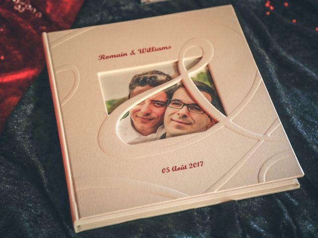 Le mariage de Romain et Williams à Cergy, Val-d'Oise 62