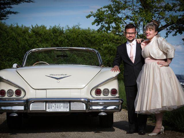 Le mariage de Emmanuel et Charlotte à Nancray-sur-Rimarde, Loiret 2