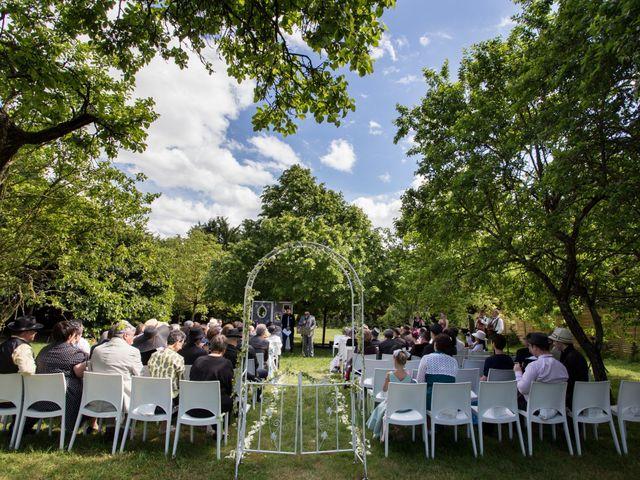 Le mariage de Emmanuel et Charlotte à Nancray-sur-Rimarde, Loiret 62