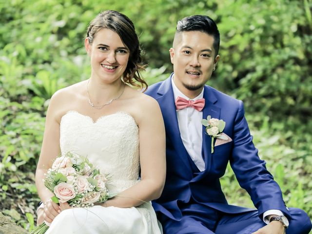 Le mariage de Cynthia et Rémy