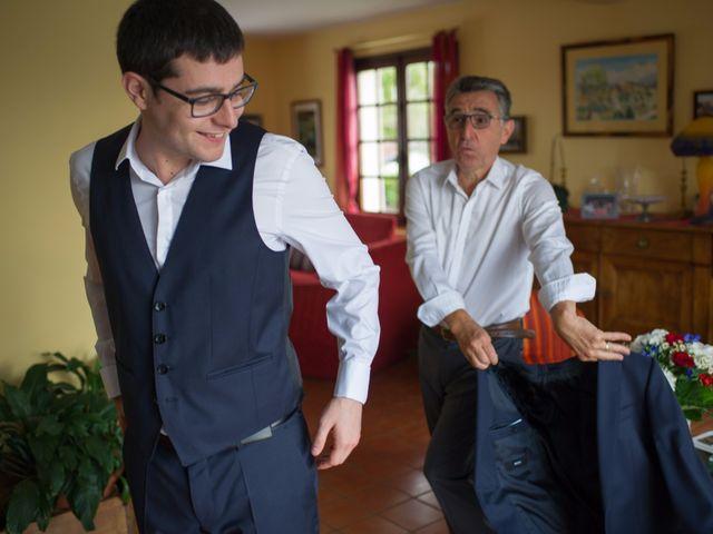 Le mariage de Bastien et Emmanuelle à Bayonne, Pyrénées-Atlantiques 13