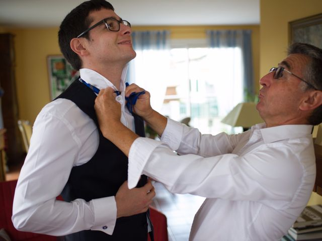 Le mariage de Bastien et Emmanuelle à Bayonne, Pyrénées-Atlantiques 14