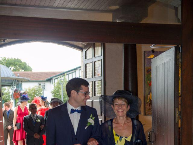 Le mariage de Bastien et Emmanuelle à Bayonne, Pyrénées-Atlantiques 16