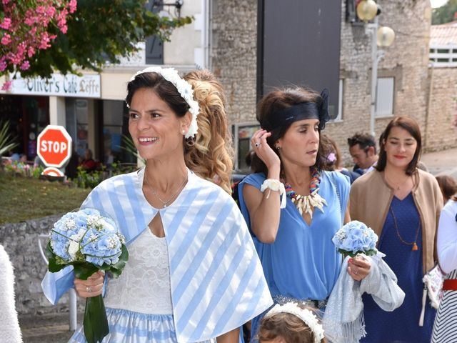 Le mariage de Matthieu et Elodie à Meschers-sur-Gironde, Charente Maritime 5