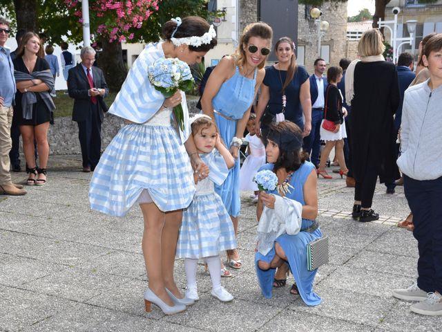 Le mariage de Matthieu et Elodie à Meschers-sur-Gironde, Charente Maritime 1