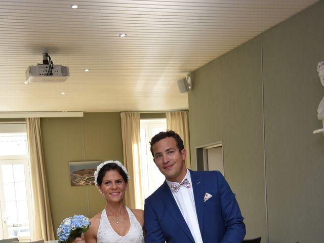 Le mariage de Matthieu et Elodie à Meschers-sur-Gironde, Charente Maritime 7