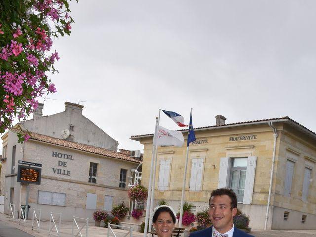Le mariage de Matthieu et Elodie à Meschers-sur-Gironde, Charente Maritime 10