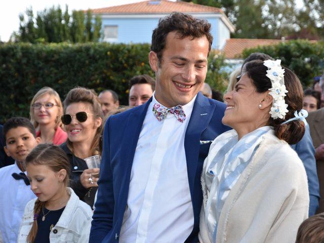 Le mariage de Matthieu et Elodie à Meschers-sur-Gironde, Charente Maritime 14