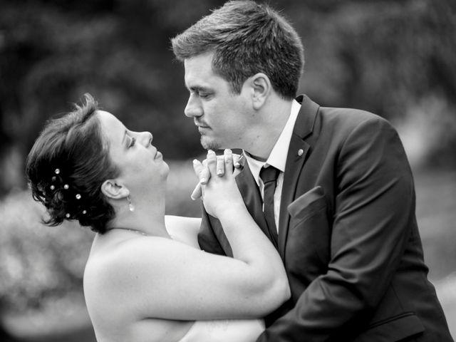 Le mariage de Julian et Kattel à Langensoultzbach, Bas Rhin 2