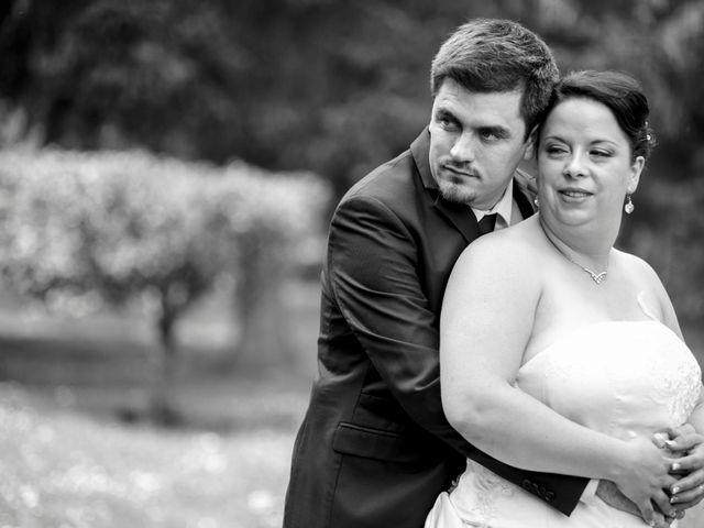 Le mariage de Julian et Kattel à Langensoultzbach, Bas Rhin 7