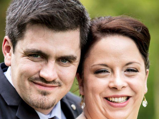 Le mariage de Julian et Kattel à Langensoultzbach, Bas Rhin 10