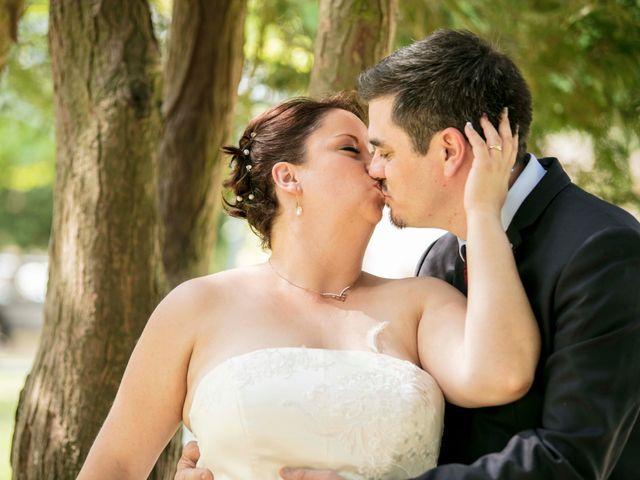 Le mariage de Julian et Kattel à Langensoultzbach, Bas Rhin 20