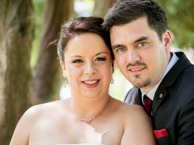 Le mariage de Julian et Kattel à Langensoultzbach, Bas Rhin 21