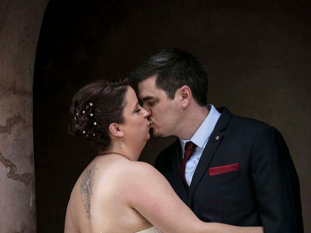 Le mariage de Julian et Kattel à Langensoultzbach, Bas Rhin 27
