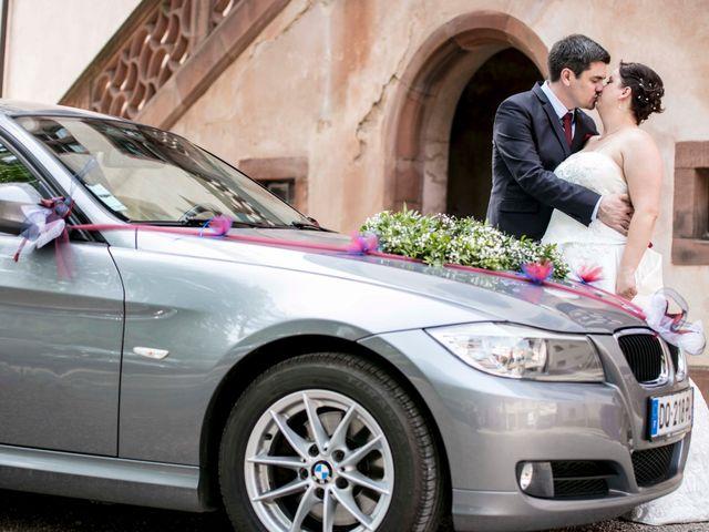 Le mariage de Julian et Kattel à Langensoultzbach, Bas Rhin 29