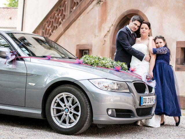 Le mariage de Julian et Kattel à Langensoultzbach, Bas Rhin 30