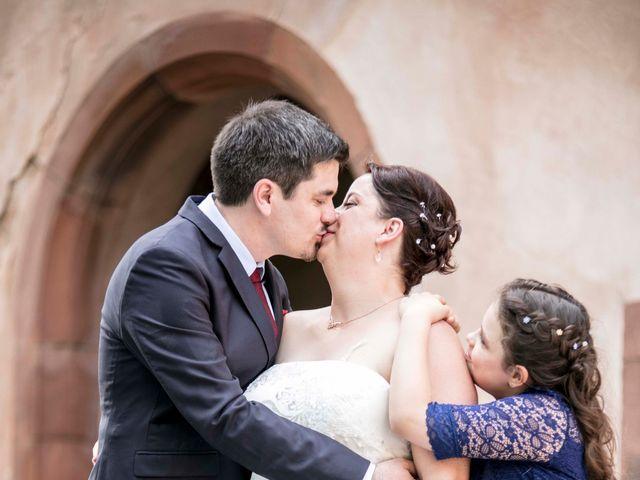 Le mariage de Julian et Kattel à Langensoultzbach, Bas Rhin 32