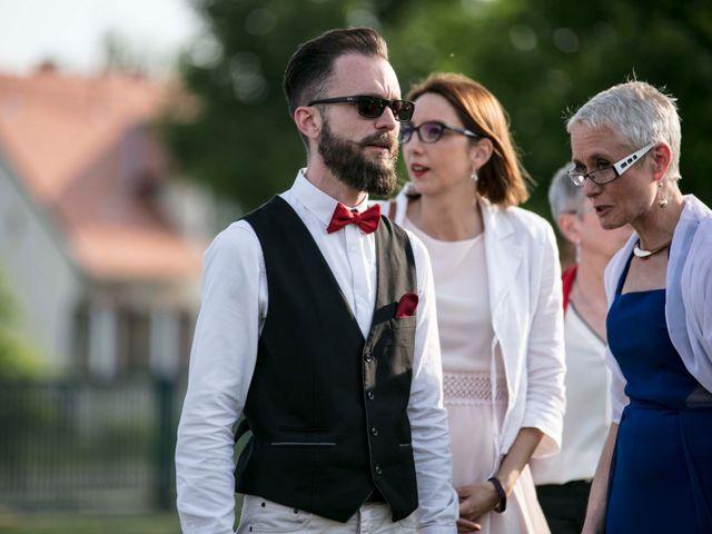 Le mariage de Julian et Kattel à Langensoultzbach, Bas Rhin 37