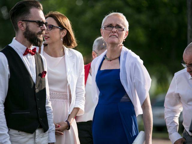 Le mariage de Julian et Kattel à Langensoultzbach, Bas Rhin 38
