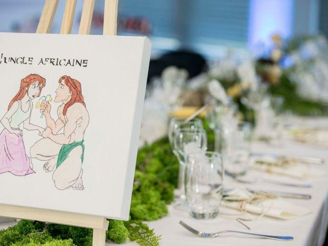 Le mariage de Julian et Kattel à Langensoultzbach, Bas Rhin 107