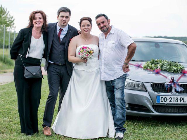 Le mariage de Julian et Kattel à Langensoultzbach, Bas Rhin 141
