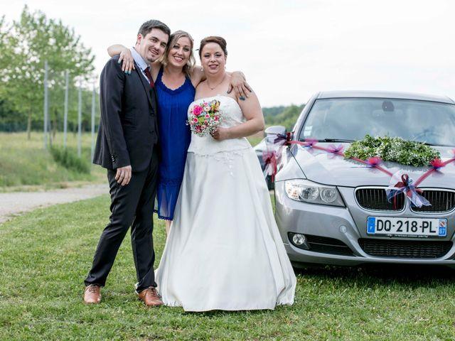 Le mariage de Julian et Kattel à Langensoultzbach, Bas Rhin 144