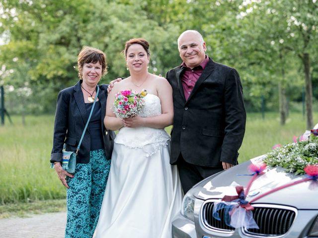 Le mariage de Julian et Kattel à Langensoultzbach, Bas Rhin 147