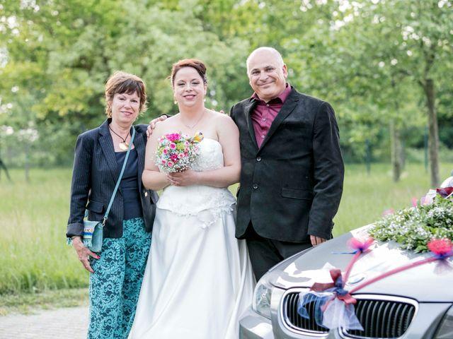 Le mariage de Julian et Kattel à Langensoultzbach, Bas Rhin 148