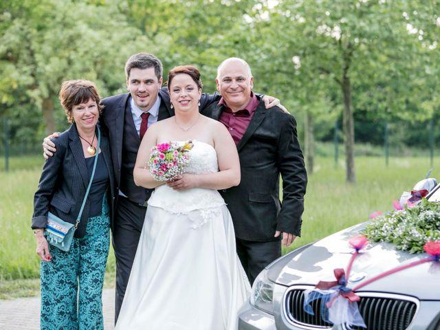 Le mariage de Julian et Kattel à Langensoultzbach, Bas Rhin 150