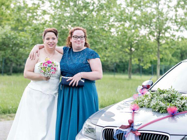 Le mariage de Julian et Kattel à Langensoultzbach, Bas Rhin 158