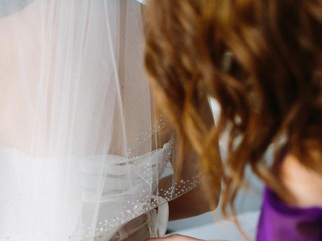 Le mariage de Sébastien et Mélanie à La Mothe-Achard, Vendée 8