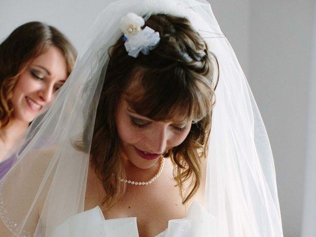 Le mariage de Sébastien et Mélanie à La Mothe-Achard, Vendée 9