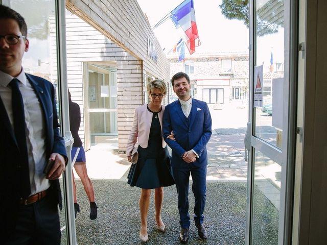 Le mariage de Sébastien et Mélanie à La Mothe-Achard, Vendée 14