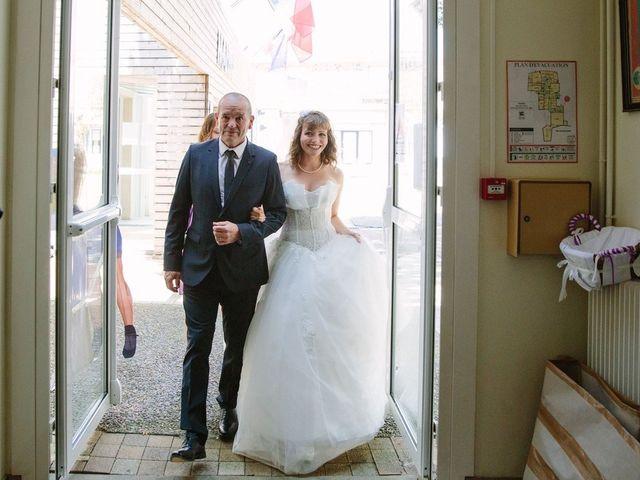 Le mariage de Sébastien et Mélanie à La Mothe-Achard, Vendée 15