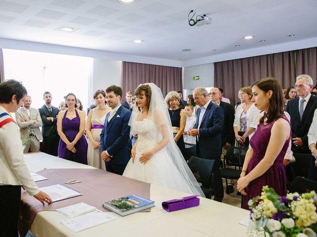 Le mariage de Sébastien et Mélanie à La Mothe-Achard, Vendée 16