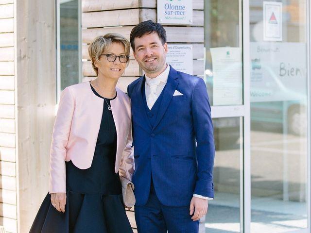 Le mariage de Sébastien et Mélanie à La Mothe-Achard, Vendée 25