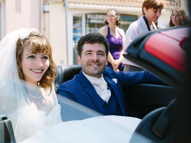Le mariage de Sébastien et Mélanie à La Mothe-Achard, Vendée 27