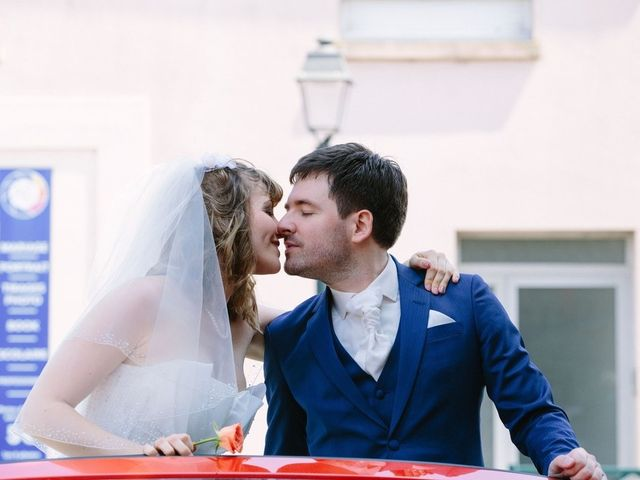 Le mariage de Sébastien et Mélanie à La Mothe-Achard, Vendée 29