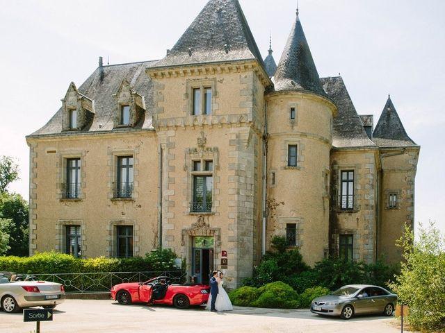 Le mariage de Sébastien et Mélanie à La Mothe-Achard, Vendée 32