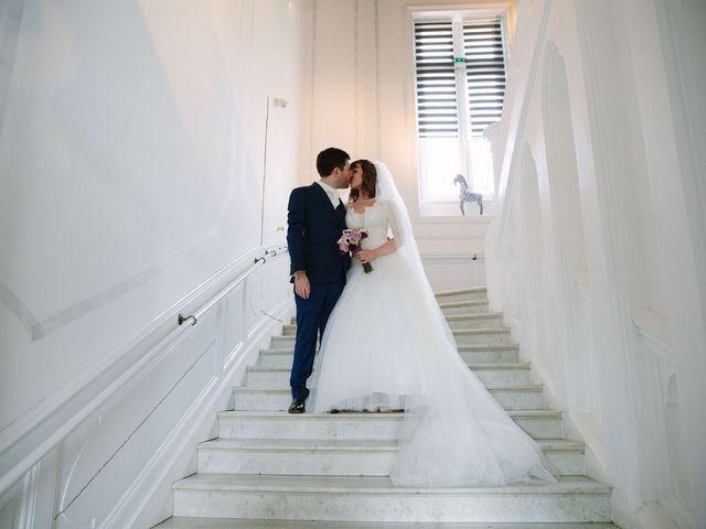 Le mariage de Sébastien et Mélanie à La Mothe-Achard, Vendée 44