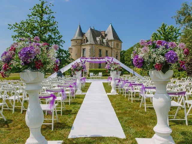 Le mariage de Sébastien et Mélanie à La Mothe-Achard, Vendée 45