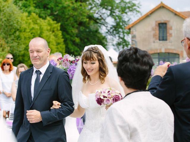 Le mariage de Sébastien et Mélanie à La Mothe-Achard, Vendée 54