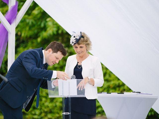 Le mariage de Sébastien et Mélanie à La Mothe-Achard, Vendée 57