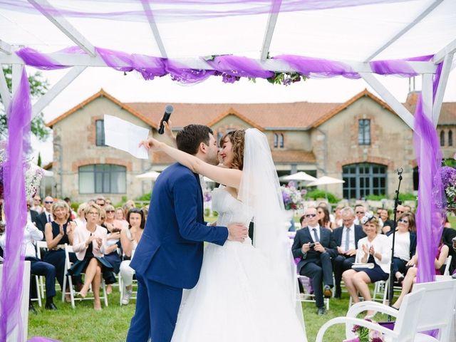 Le mariage de Sébastien et Mélanie à La Mothe-Achard, Vendée 74