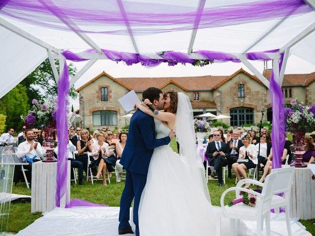 Le mariage de Sébastien et Mélanie à La Mothe-Achard, Vendée 75