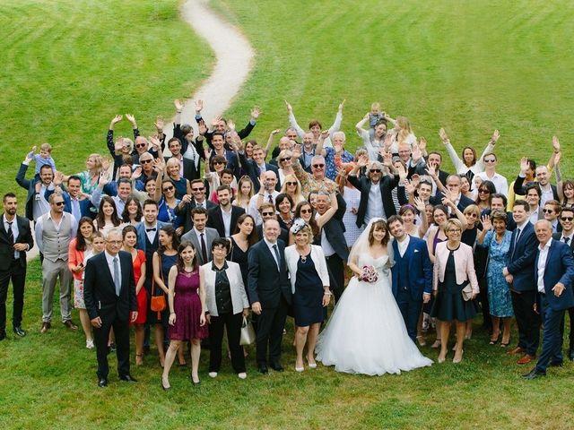 Le mariage de Sébastien et Mélanie à La Mothe-Achard, Vendée 82