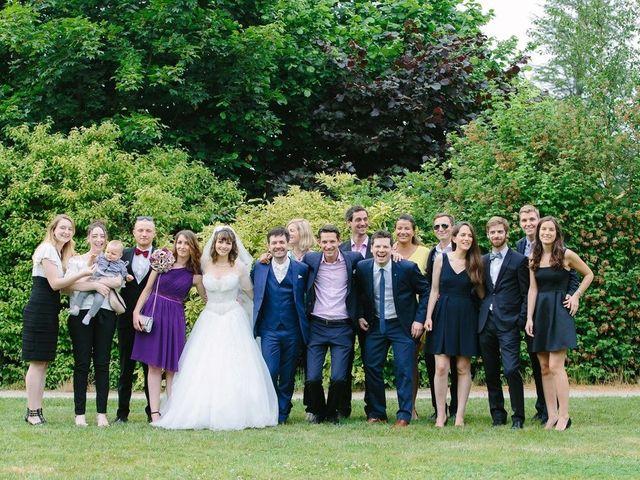 Le mariage de Sébastien et Mélanie à La Mothe-Achard, Vendée 83