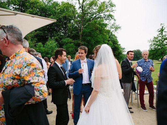 Le mariage de Sébastien et Mélanie à La Mothe-Achard, Vendée 93